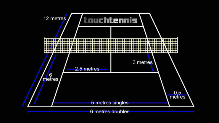 Rules Touchtennis